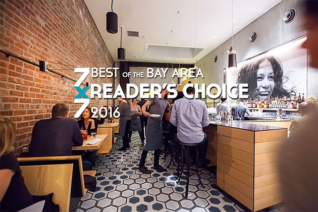 7x7 names Cinta Salon as the Reader's Choice Winner for Style + Beauty.